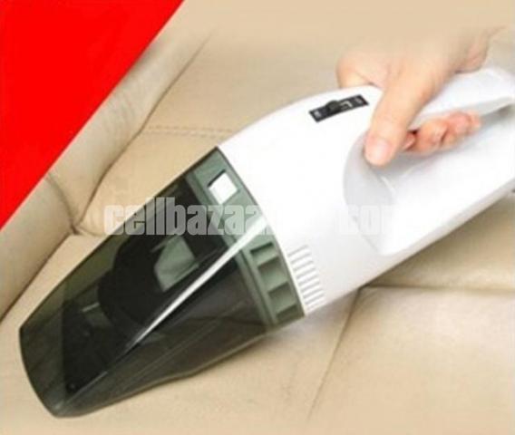 Portable Car Vacuum Cleaner - 2/5