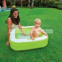 INTEX INFLATABLE BOX POOL
