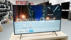 55 inch samsung NU7100 4K UHD TV