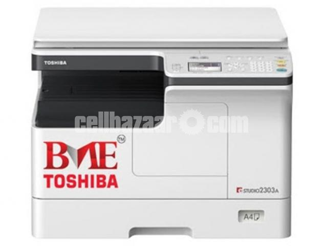 Toshiba E-Studio 2303A Basic Digital MFP Copier Machines. - 1/1