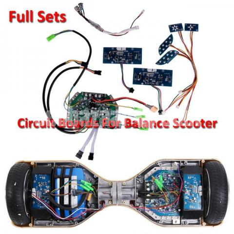 Hover Board Parts and Service - 1/5