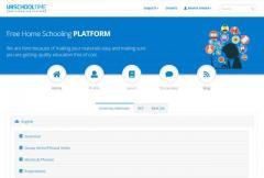 Home Schooling Platform