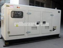 New Brand 100 KVA / 80 KW Lovol Series Canopy Type Diesel Gen-Set for Sale.