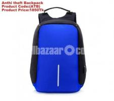 Anthi theft Backpack