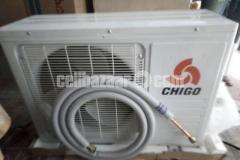 CHIGO 1.5 Ton AC Energy Savings.