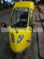 Chinna Electric Mini Car