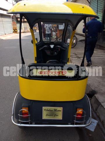 Chinna Electric Mini Car - 3/3