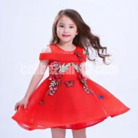 Party Dress-Red – 292-T93I 4766 1A00-AKD1714-T93I 4766 1A00