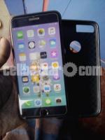 I Phone 7 Plus Black