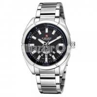 Naviforce Men's Stainless Steel Quartz Watch