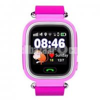 Kids Gps Smart Watch Phone Q90