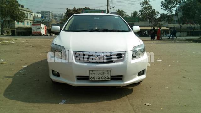 Toyota Axio X Edition - 1/5