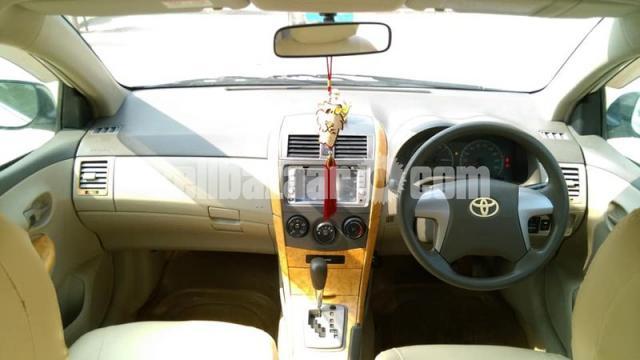 Toyota Axio X Edition - 5/5
