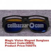 Enter name Magic Vision Magnet Sunglass of item