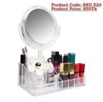 Easily organize your makeup tools