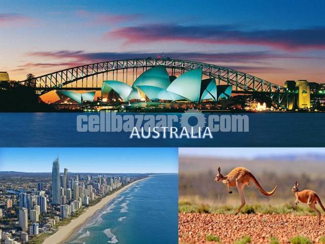 visa process for Australia - 1/1