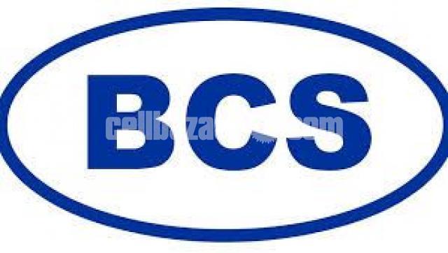 ## BCS Preli/written/VIVA Coaching @yr own home - 1/3
