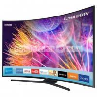 55 inch samsung JS9000 CURVED 4K 3D TV