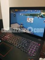 High Performance Gaming  Laptop for sell