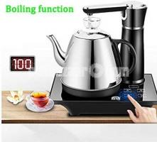 KTYXGKL Fully Automatic Kettle Electric Kettle Household Self-priming Kettle Teapot Tea Set Pumping