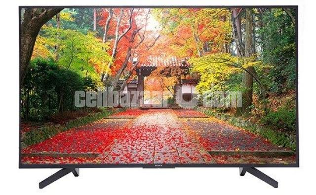 SONY BRAVIA 43X7000F 4K HDR Smart TV