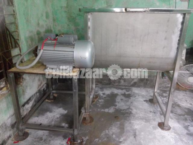 Detergent mixing machinary selling - 1/5