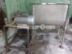 Detergent mixing machinary selling