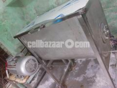 Detergent mixing machinary selling - Image 2/5
