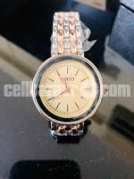 GUCCI BRANDED LADYS WATCH