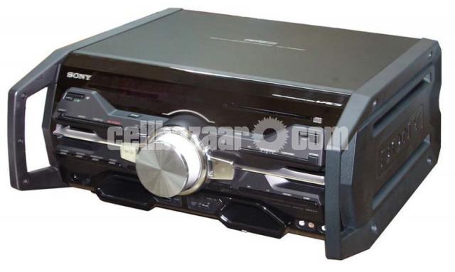 Sony SH2000 - 3/4