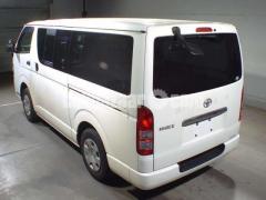 TOYOTA HIACE GL TRH200 WHITE COLOR