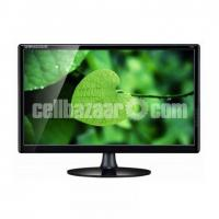 Esonic 19 Inch 1366 x 786 Wide Screen HD LED Monitor