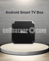 Android 7.1.2 Smart TV Box (2/16GB) 1200+Live HD Channel Free