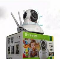 3 Anteena Wi-fi HD Night Vision IP Camera