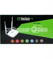 Perfect Plus PFTP-WR300 300Mbps Wi-Fi Broadband Router