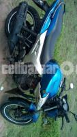 Yamaha SZ_RR 153cc