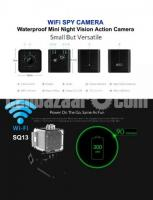 Wifi Camera Action Camera Waterproof Mini Night Vision