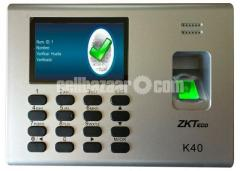 Attendance Device & Access Control