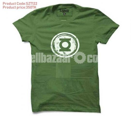 100% cotton cool t-shirts ?????????? - 2/5