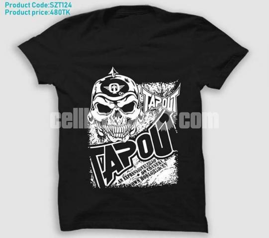 100% cotton cool t-shirts ?????????? - 1/1