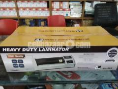 Laminator machine have duty