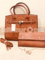 Lather set bag