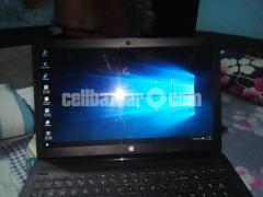 hp. model: laptop modal 15-da0004tu