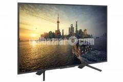65 inch sony bravia X7000F 4K HDR TV