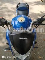 Runner Knight Rider (150 CC)