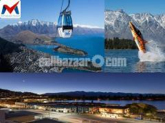 Tourist visa processing New Zealand