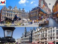 Get a visa Belgium