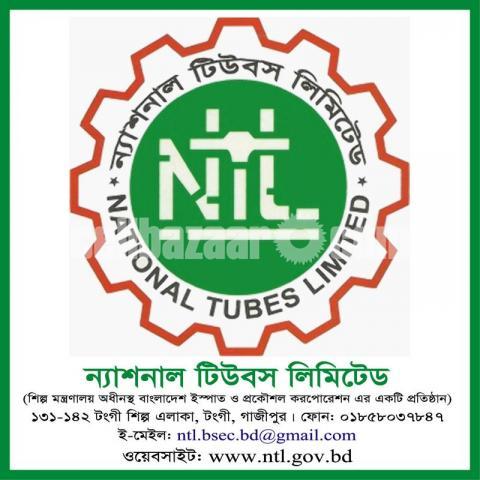 API 5L Gr.B/ASTM A53 Gr.B,GI & MS pipe of National Tubes Ltd - 2/5