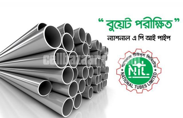 API 5L Gr.B/ASTM A53 Gr.B,GI & MS pipe of National Tubes Ltd - 3/5