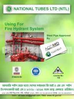 API 5L Gr.B/ASTM A53 Gr.B,GI & MS pipe of National Tubes Ltd - Image 5/5